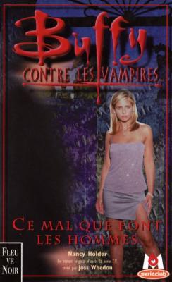 Couverture Buffy contre les vampires, tome 24 : Ce mal que font les hommes
