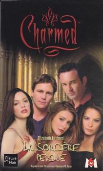 Couverture Charmed, tome 11 : La sorcière perdue