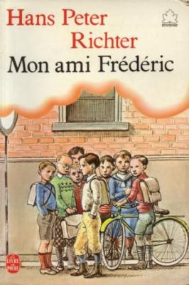 Couverture Mon ami Frédéric