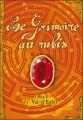 Couverture Le Grimoire au Rubis, cycle 2, tome 1 : Val-d'Enfer Editions Casterman 2007