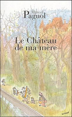Couverture Souvenirs d'enfance, tome 2 : Le château de ma mère