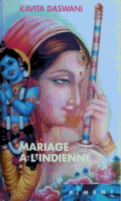 Couverture Mariage à l'indienne
