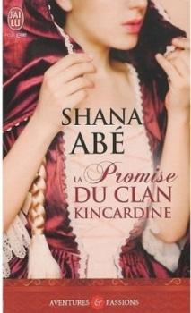 Couverture La promise du clan Kincardine