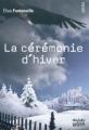 Couverture La cérémonie d'hiver Editions du Rouergue (doAdo - Noir) 2010