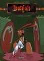 Couverture Donjon crépuscule, tome 101 : Le cimetière des dragons Editions Delcourt (Humour de rire) 1999