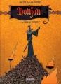 Couverture Donjon crépuscule, tome 102 : Le volcan des Vaucanson Editions Delcourt (Humour de rire) 2001
