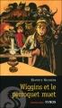 Couverture Wiggins et le perroquet muet Editions Syros (Souris noire) 2008