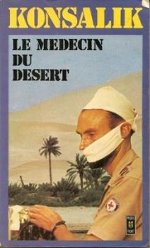 Couverture Le médecin du désert