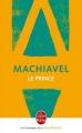 Couverture Le prince Editions Le Livre de Poche (Les Classiques de la Philosophie) 2016