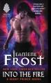 Couverture Le prince des ténèbres, tome 4 : Au coeur des flammes Editions Avon Books (Paranormal Romance) 2017