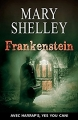 Couverture Frankenstein ou le Prométhée moderne / Frankenstein Editions Harrap's (Yes you can !) 2016