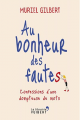 Couverture Au bonheur des fautes Editions La Librairie Vuibert 2017