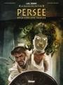 Couverture Persée et la gorgone méduse Editions Glénat (La sagesse des mythes) 2017