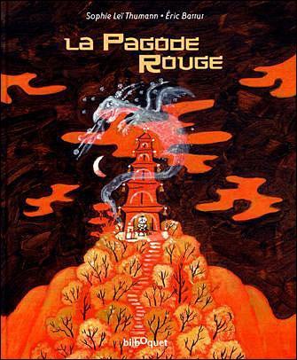Couverture La pagode rouge
