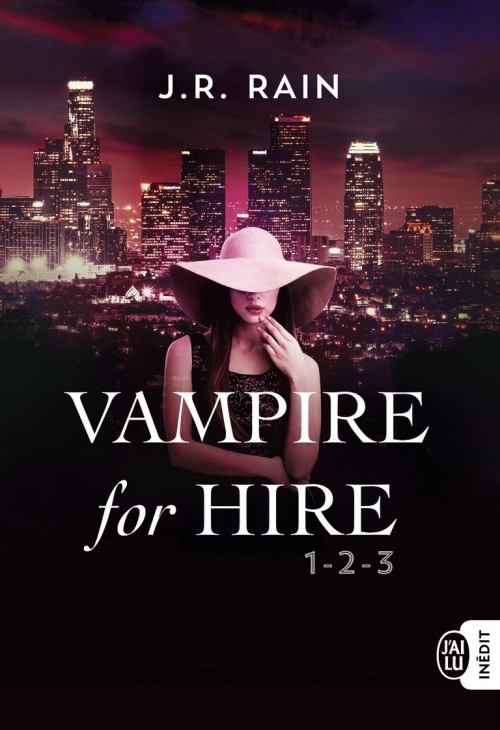 Couverture vampire for hire intégral