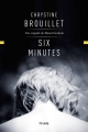 Couverture Six minutes Editions Druide 2015