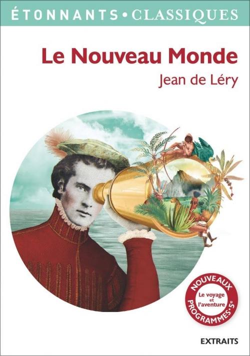 Couverture Récits de voyage, tome 1 : Le Nouveau Monde