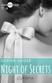 Couverture Night of secrets, tome 4 Editions Nisha (Diamant noir) 2017