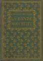 Couverture Sherlock Holmes : La bande mouchetée suivi de trois autres récits Editions Hachette (Bibliothèque Verte) 1928