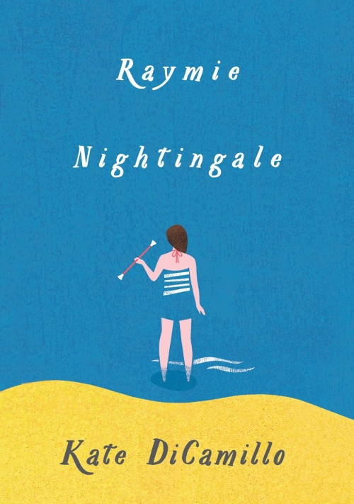 Couverture Raymie Nightingale