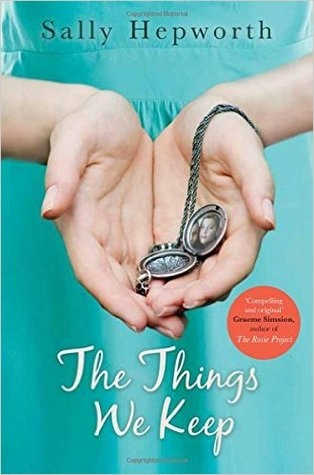 Couverture The things we keep