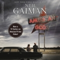 Couverture American Gods Editions HarperAudio 2017