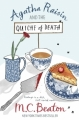 Couverture Agatha Raisin enquête, tome 01 : La Quiche fatale Editions Harrap's (Yes you can !) 2017