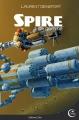 Couverture Spire : Ce qui relie Editions Critic 2017