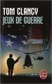 Couverture Jeux de guerre Editions Le Livre de Poche (Thriller) 1991
