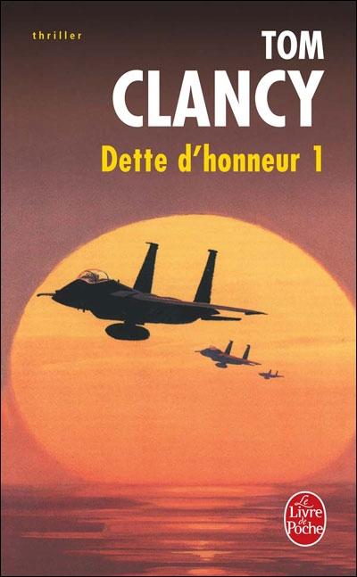 Couverture Dette d'honneur, tome 1