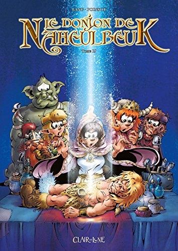 Couverture Le donjon de Naheulbeuk (BD) - Premier Cycle, tome 20 : Sixième saison, partie 2
