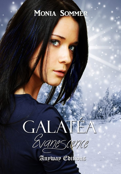 Couverture Galatéa, tome 1 : Evanescence