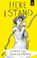 Couverture Here I Stand Editions Walker Books 2016