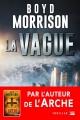 Couverture La vague Editions Bragelonne (Thriller) 2016