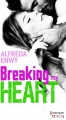 Couverture Breaking my heart Editions Harlequin (HQN) 2017