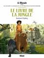 Couverture Le livre de la jungle (BD) Editions Glénat 2017