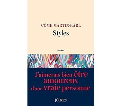 Couverture Styles