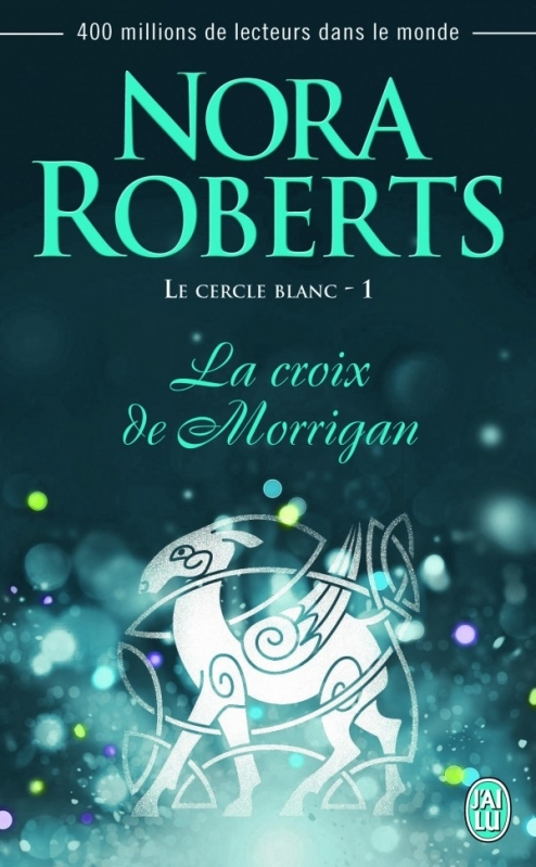 Couverture Le cercle blanc, tome 1 : La croix de Morrigan
