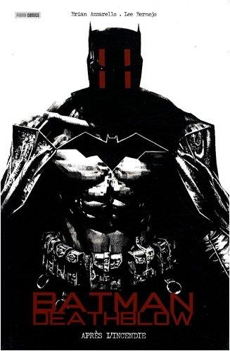 Couverture Batman Deathblow, tome 1 : Après l'incendie