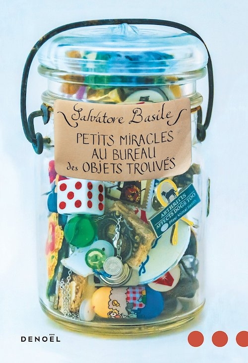 Couverture Petits miracles au bureau des objets trouvés
