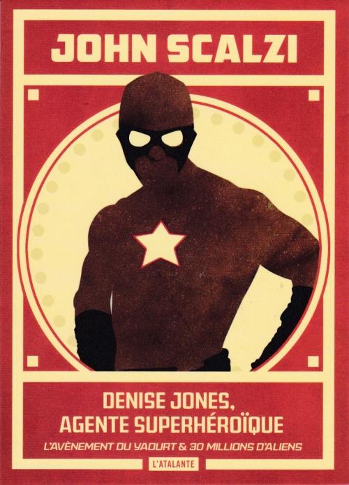 Couverture Denise Jones, Agente superhéroïque