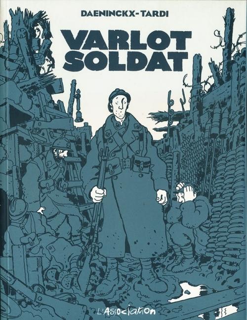 Couverture Varlot soldat