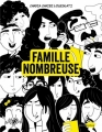 Couverture Famille nombreuse Editions Marabout (Marabulles) 2017