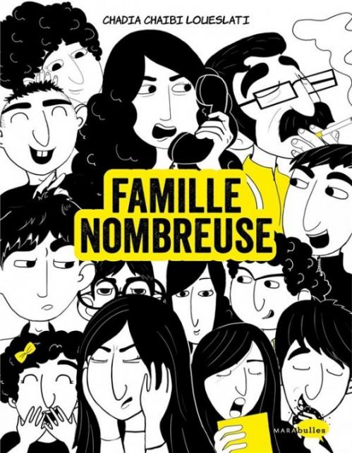 Couverture Famille nombreuse