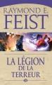 Couverture La guerre des démons, tome 1 : La légion de la terreur Editions Milady (Fantasy) 2011