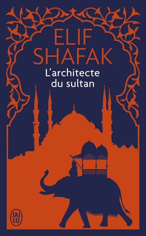 Couverture L'architecte du sultan