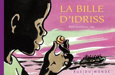 Couverture La bille d'Idriss