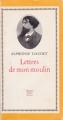 Couverture Lettres de mon moulin Editions Hachette (Classiques illustrés) 1973