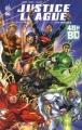 Couverture Justice League (Renaissance), tome 01 : Aux origines Editions Urban Comics (DC Renaissance) 2017