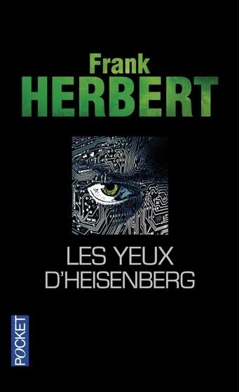 Couverture Les yeux d'Heisenberg